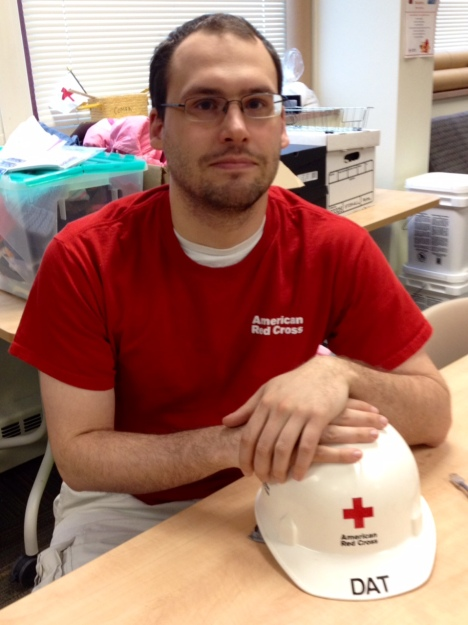 Please stop by to meet Kyle on the second floor of our Milwaukee office or shoot him an email at Kyle.Roeder@redcross.org. He looks forward to working with our entire disaster team, and you will see him on-scene at many of the greater Milwaukee area fires!